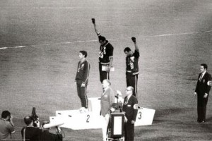 Black Power Olympic Salute 1968