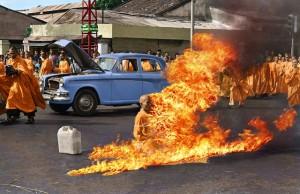 Malcolm Browne: The self-immolation of Thích Quảng Đức, 1963