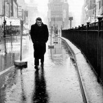 James Dean in Times Square