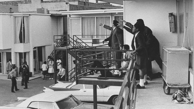 MLK assassination 1968