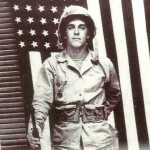Michels flag raiser from Iwo Jima