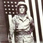 Michels flag raiser from Iwo Jima
