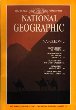 National Geographic 1982
