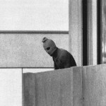 Masked Man at the Munich Massacre