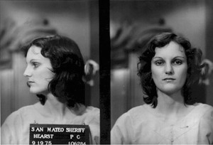 Patty Hearst Mug Shot