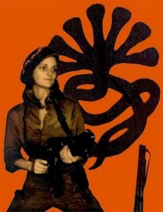 Patty Hearst Propaganda Poster