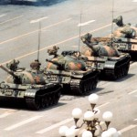 Tiananmen Square – Man vs Tank