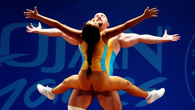 Фото олимпийские игры голые 49577 фотография