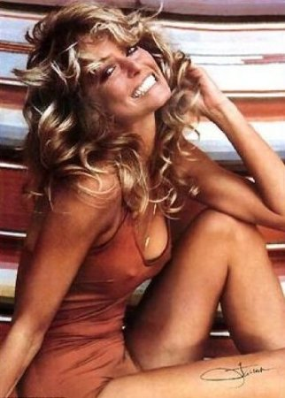fdd3965f268c7 Farrah Fawcett – Swimsuit Poster – The Famous Pictures Collection