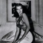 Rita Hayworth Pinup
