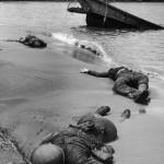 Dead Americans at Buna Beach