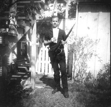 Oswald Backyard Shots