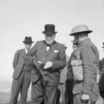 Churchill and the Tommy Gun