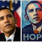 Fairey Obama Poster