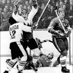 1972 Canada-Soviet Hockey Goal