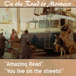 On The Road to Morocco by Tom Lucas